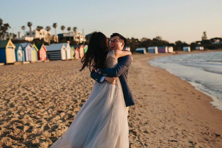 Pre Wedding Photos Melbourne- brighton beach pre wedding photos-carlton gardens pre wedding photos melbourne-59