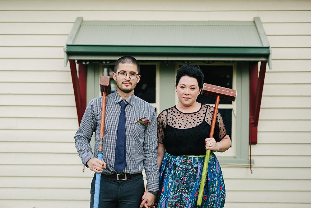 alternative wedding photographer melbourne